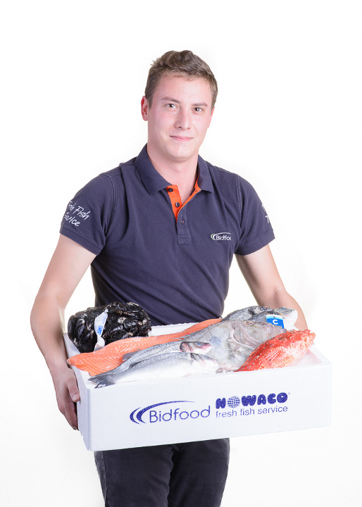 Bohuslav Dolanský | Project Manager of Fresh Fish Service