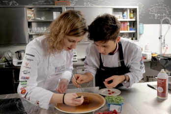 Junior Czech National Culinary Team | Prima Desserts Premium